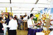 """Auf der Hausmesse der Bäko Region Stuttgart haben 112 Aussteller den 3500 Besuchern ein vielseitiges """"Programm"""" geboten."""