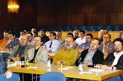 Auf der Versammlung der Bäckerinnung Alb-Neckar-Fils: