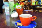 Sauber, aufgeräumt und attraktiv – da schmeckt die Kaffeespezialität gleich doppelt gut.