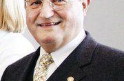 Wolfgang Miehle wird nach 26 Amtsjahren als Landesinnungsmeister verabschiedet.
