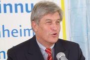 ZV-Präsident Peter Becker will auch beim HSV mitmischen.
