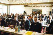 Der Verbandstag des Bäckerinnungs-Verbands Hessen in Kassel stand ganz im Zeichen der Wiederwahl des bewährten Vorstands mit Verbandschef Klaus Hottum (siehe ABZ Nr. 16, Seite 17).
