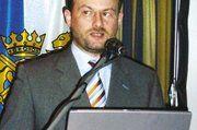 Dr. med. Thomas Ellrot präsentierte Ernährungstrends, die durch die Globalisierung geprägt sind.