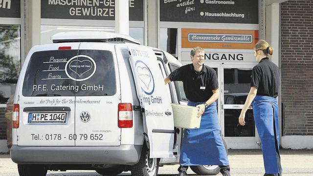 """Den neuen VW Caddy gibt es als Branchenlösung """"Cool Profi""""."""