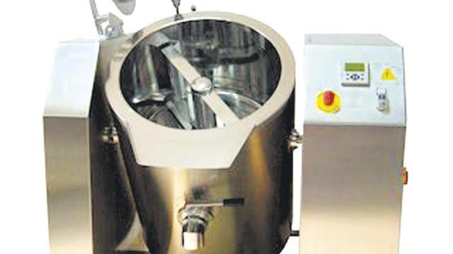 Der Korü-Mat KM2-320 kocht und brüht vollautomatisch.