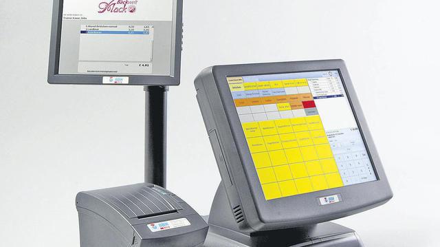 BBN-Kasse: Gekoppelt mit dem BBN-Warenwirtschaftssystem.