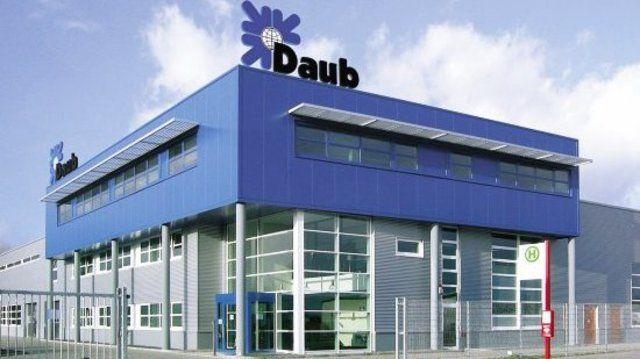 Das neue Domizil von Daub in Hamburg-Hausbruch.