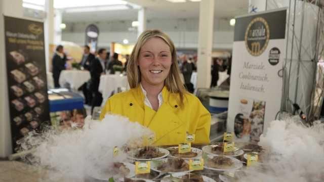 Feines Angebot: Die Kongressmesse Snack zeigte Bäckern Trends und Perspektiven auf dem Markt auf.  (Quelle: Fedra)