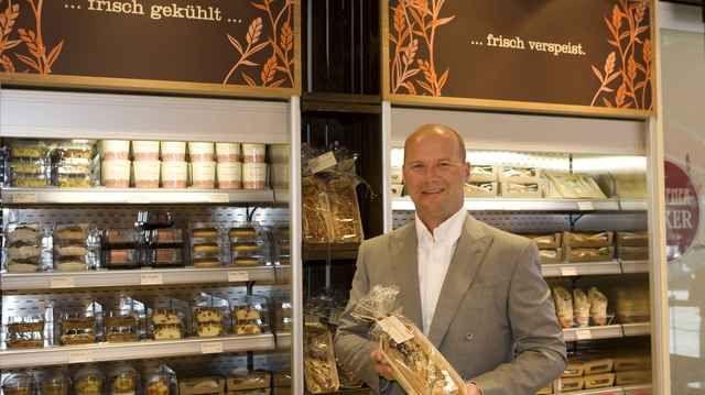 Ankerbrot-Chef Peter Ostendorf will jetzt auch auf Franchising setzen.