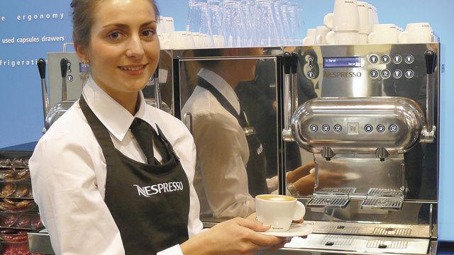 Gute Kaffeequalität und einfache Bedienung – moderne Vollautomaten werden beiden Anforderungen gerecht.  (Quelle: Wolf)