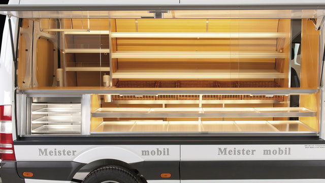 """""""Meister mobil"""" heißt die BSK-Sonderserie mit speziellen Ausstattungsmerkmalen."""