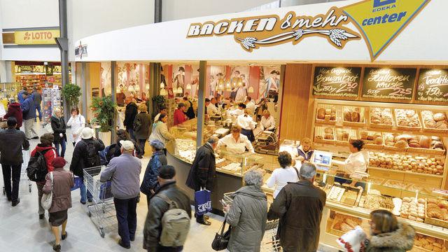 Handwerk, Lebensmitteleinzelhandel, Discounter: Der Kampf um Marktanteile im Geschäft mit Brot und Brötchen spitzt sich weiter zu.  (Quelle: Archiv)