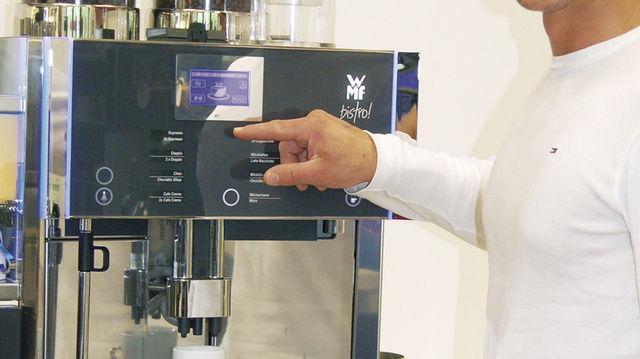 """Alexander Schellenberger: """"Kaffeekreationen für Voll- und Halbautomat."""""""