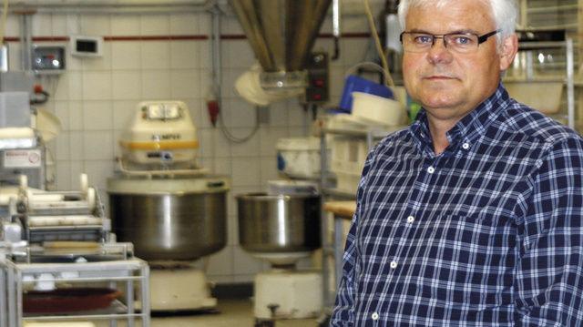 Thomas Kruse hat seinen Betrieb seit der Wende kontinuierlich aufgebaut.  (Quelle: Keller)