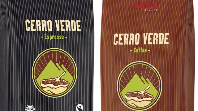 Exklusiv: Cerro Verde Coffee und Espresso.