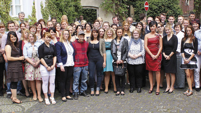 Die Bäckerinnung Krefeld-Viersen feierte einen starken Jahrgang mit insgesamt 82 Nachwuchskräften.  (Quelle: Heck)