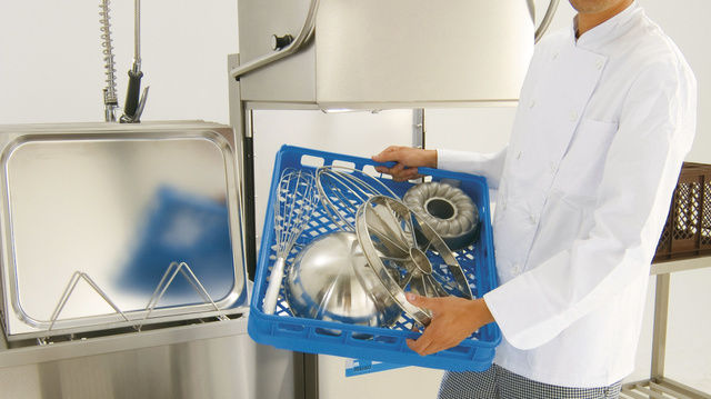Die Spülmaschine des Typs DV 125.2 wird als Allrounder gepriesen.