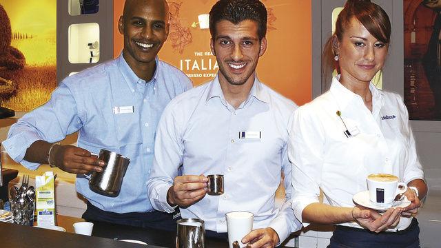 Kaffee bietet auch Bäckern beste Chancen, sich als Spezialist für hochwertigen kulinarischen Genuss zu profilieren.  (Quelle: Wolf)