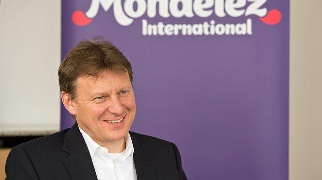 Mondelez-Deutschland-Chef Leiße treibt die Verwandlung zum Snackkonzern hierzulande voran.  (Quelle: Mondelez)