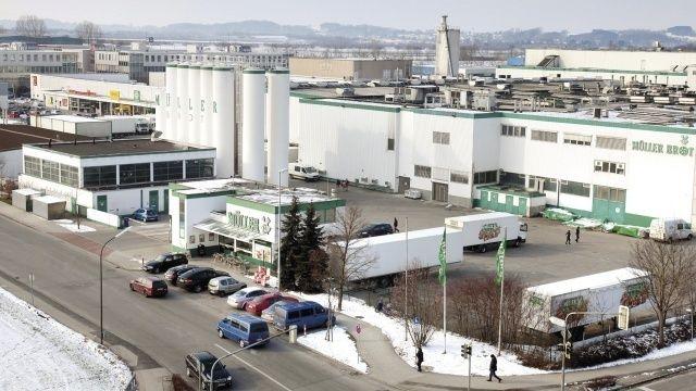 Die ehemalige Produktionsstätte von Müller-Brot in Neufahrn.  (Quelle: Archiv)