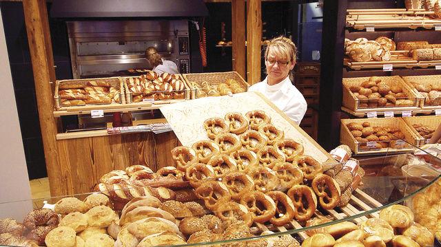 Aichinger präsentiert auf der Messe ein innovatives Bäcker-Bistrokonzept.