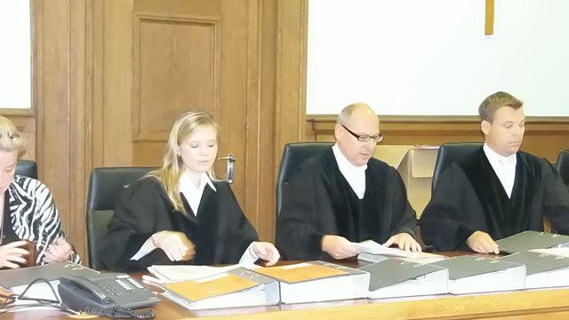 Das Gericht sieht die Schuld von Stefan M. als erwiesen an.  (Quelle: Ried)