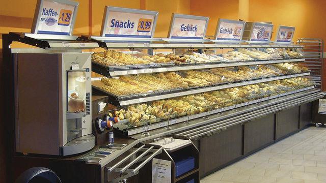 Backwerk will mit deutschem System der SB-Bäckerei europaweit punkten.  (Quelle: Unternehmen)