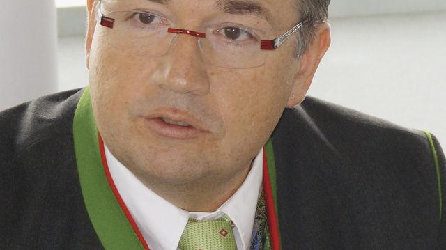 Heinz Hoffmann, Landesinnungsmeister des bayerischen Bäckerhandwerks.  (Quelle: Wolf)