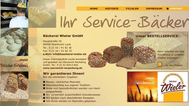 Die Wielers wollen bald auch ein Backhaus betreiben.  (Quelle: Screenshot)