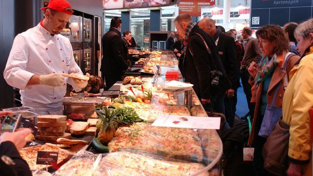 Die Hamburger Leitmesse ist zunehmend ein Musstermin für Bäcker und Konditoren.  (Quelle: Archiv/Kauffmann)