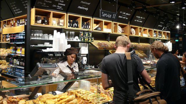 Bäcker haben einen guten Ruf bei Konsumenten. Doch es gibt Wachstumspotenziale im Snackbereich.  (Quelle: Archiv/Kauffmann)