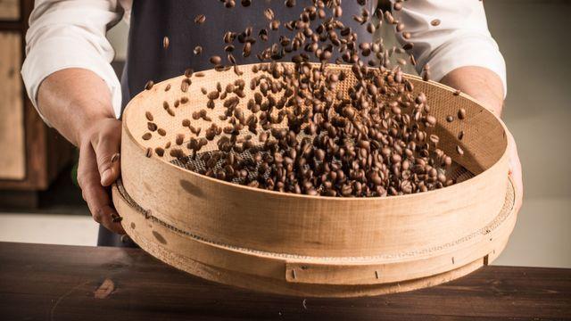 Zwischen 2010 und 2012 ist die Erzeugung von nachhaltigem Kaffee deutlich angestiegen.  (Quelle: Tchibo)