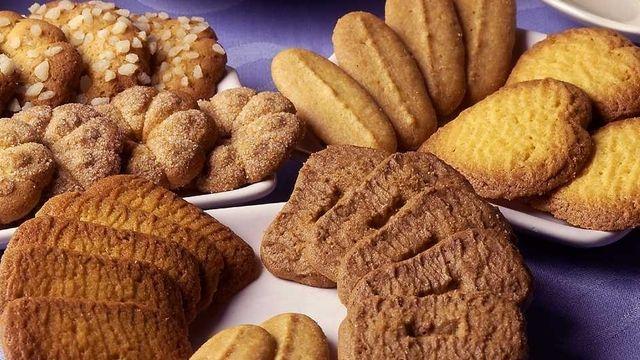 Diese Kekse sind wohl nicht mit