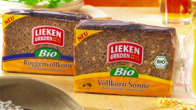 Lieken produziert Brote für den Handel.  (Quelle: Unternehmen)