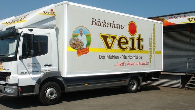 Auf Autobahnen und Bundesstraßen unterwegs. Was kostet Bäckereien die Maut?  (Quelle: Archiv)