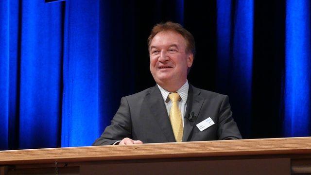 Der Workshop hat Tradition. Auch Holger Knieling ist gespannt, welche Ergebnisse die GfK-Studie bei der diesjährigen Veranstaltung liefern wird.  (Quelle: Archiv/Wolf)