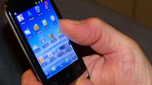 Mit der App auf dem Handy ist der Messebesuch ein Kinderspiel.