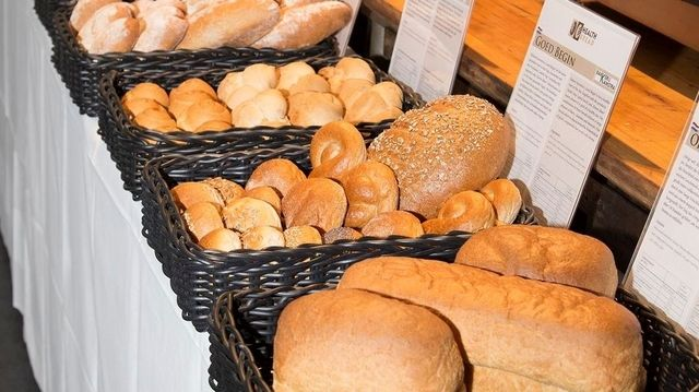 Ein neuer Weizenrohstoff ermöglicht es, Backwaren mit verbessertem Nährwertprofil herzustellen.