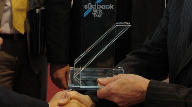 Der Trend Award gehört zu den begehrten Trophäen.  (Quelle: Wolf/Archiv)