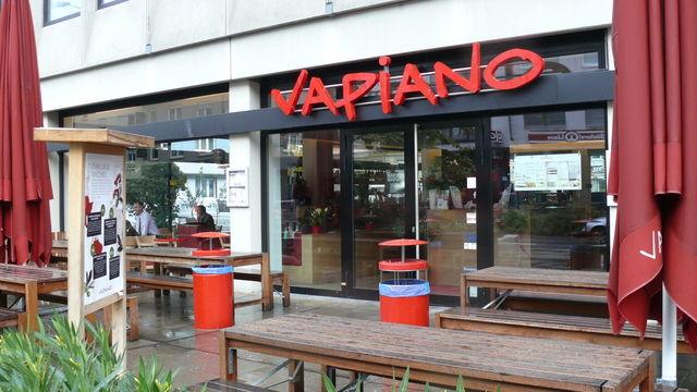 Vapiano gibt es mittlerweile sechs Mal in Berlin und über 60-mal in Deutschland.  (Quelle: Archiv/Bohnet)