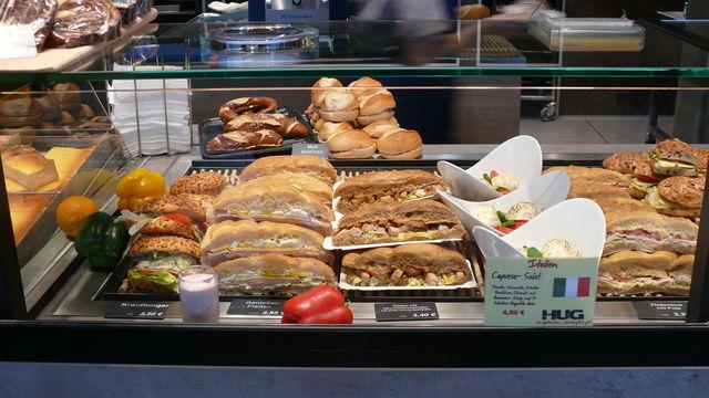 Das Snackgeschäft brummt. Für Bäcker heißt das, die Chance sehen und sie ergreifen.  (Quelle: Archiv)