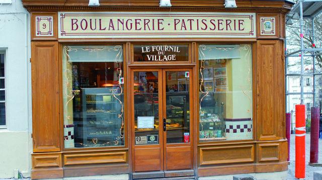 Kennzeichnung nach französischem Vorbild? Handwerksbäcker, die in Frankreich mit nebenstehendem Zeichen werben, müssen festgelegte Kriterien erfüllen. Foto/ (Quelle: Archiv/Kauffmann/Verband)