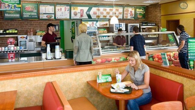 Subway will für Frische stehen und für leichte und gesunde Kost.  (Quelle: Unternehmen/Archiv)