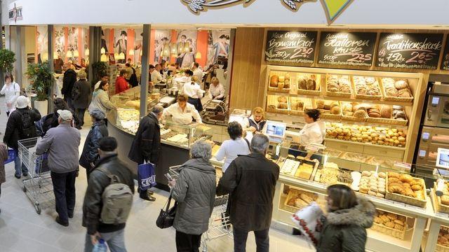 Mit neuen Produkten und modernsten Produktionsbedingungen wollen Großbäckereien die Umsätze ankurbeln.  (Quelle: Archiv)