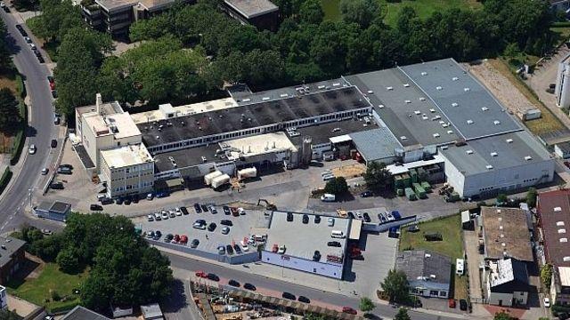 Der Hauptsitz von Lambertz in Aachen. Die Gruppe wächst durch Zukäufe.  (Quelle: Unternehmen)