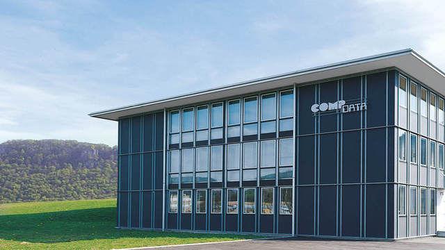 Das System- und Softwarehaus am Standort in Albstadt. (Quelle: Unternehmen)