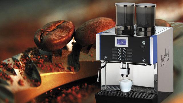 Das Geschäft mit Kaffeemaschinen ist ein wesentlicher Umsatzbringer.  (Quelle: WMF)