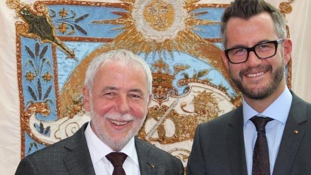 Sie führen den Zentralverband ab sofort an: Michael Wippler (links) und Daniel Schneider. (Quelle: ZV)