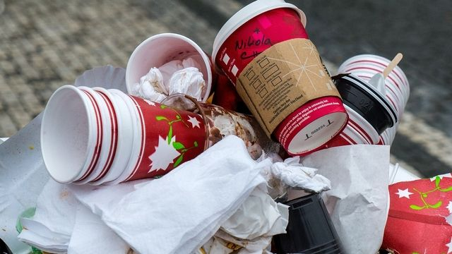 Die Kehrseite des bequemen To-go-Geschäfts ist der Müll. (Quelle: FotoHiero/Pixelio.de)