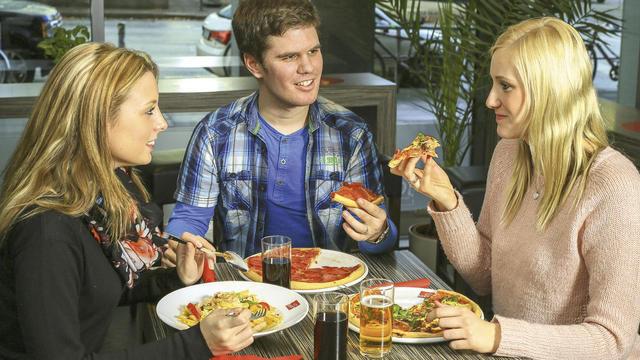 Pizza ist bis jetzt noch das Hauptgeschäft von Joey's, könnte aber bald noch erweitert werden. (Quelle: Unternehmen)